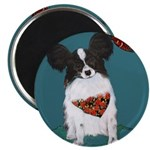 Papillion Magnet