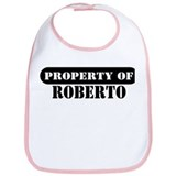 Property of Roberto Bib