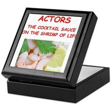 actor Keepsake Box
