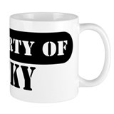 Property of Ricky Small Mug