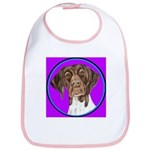 German Shorthair Pointer Head Bib
