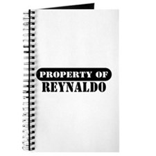 Property of Reynaldo Journal