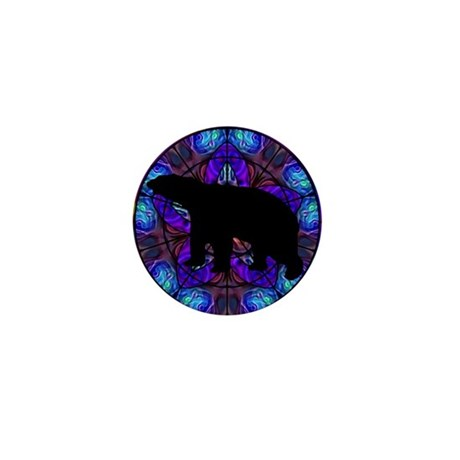 Bear Mini Button (100 pack)