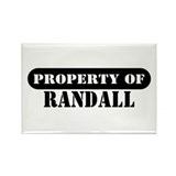Property of Randall Rectangle Magnet (10 pack)