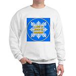 I Love It Skiing In Colorado Sweatshirt