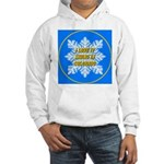 I Love It Skiing In Colorado Hooded Sweatshirt