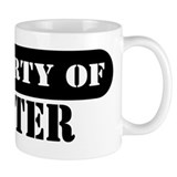 Property of Porter Coffee Mug