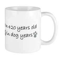 60 dog years 2-2.JPG Mugs