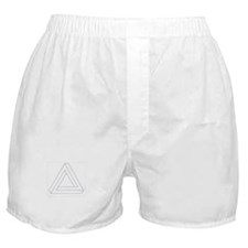 """Impossible Triangle"" Boxer Shorts"