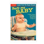 Postcards (pkg. 8) - 'That's My Baby'
