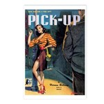 Postcards (pkg. 8) - 'Pick-Up'