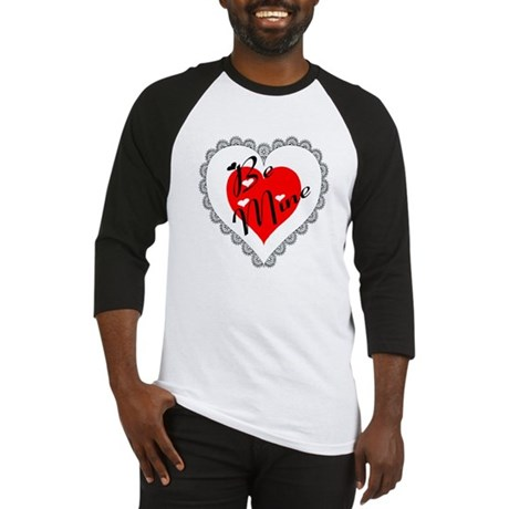 Lacy Heart Baseball Jersey