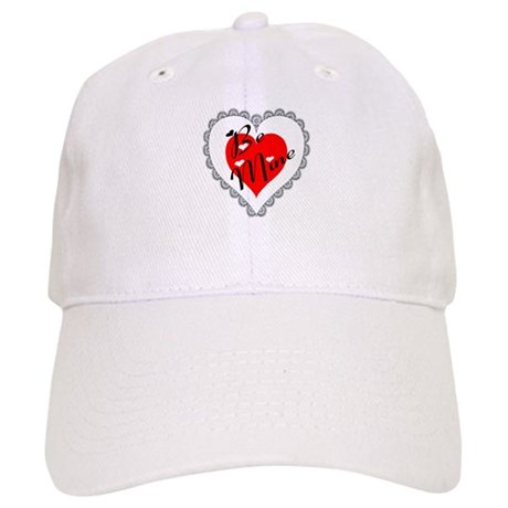 Lacy Heart Cap