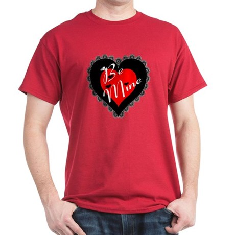 Lacy Heart Dark T-Shirt