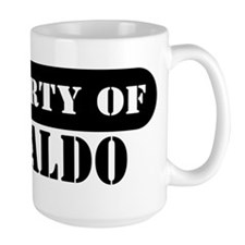 Property of Oswaldo Mug