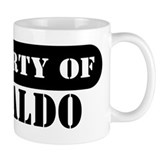 Property of Oswaldo Small Mugs