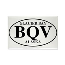 Glacier Bay Rectangle Magnet (10 pack)