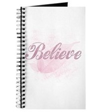 Believe Pink Journal