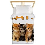 HAPPY CATS Twin Duvet