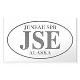 Juneau SPB Rectangle Decal