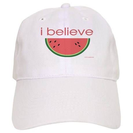 I believe in Watermelon Cap
