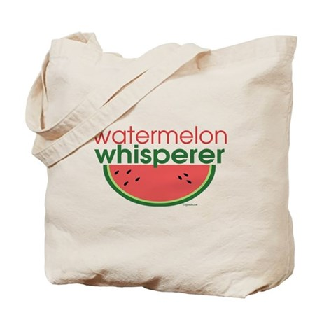 watermelon whisperer Tote Bag