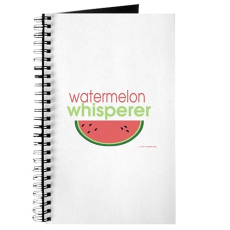 watermelon whisperer Journal