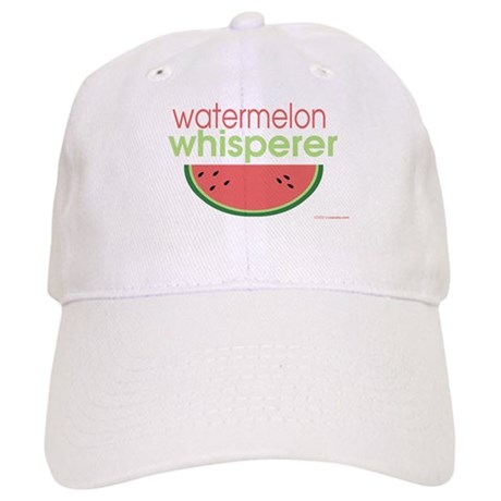 watermelon whisperer Cap