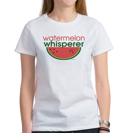 watermelon whisperer Women's T-Shirt