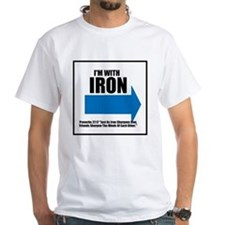 Shirt I'm With Iron-R