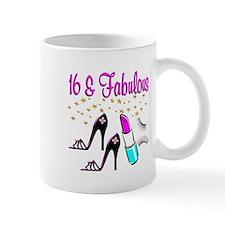 CELEBRATE 16 Mug