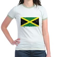 Jamaican Flag (Punk) T
