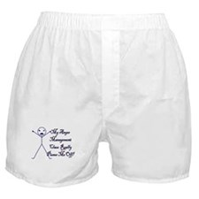 Anger Management Boxer Shorts