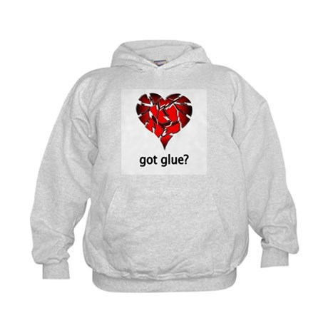 Got Glue? Kids Hoodie