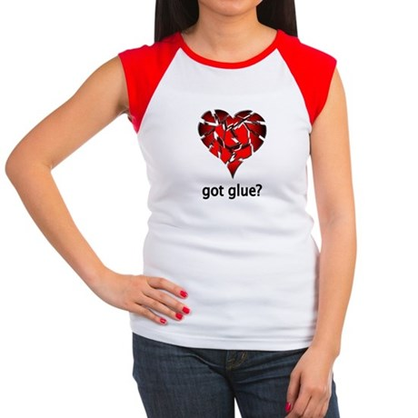 Got Glue? Women's Cap Sleeve T-Shirt