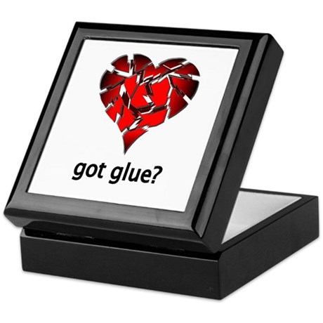 Got Glue? Keepsake Box