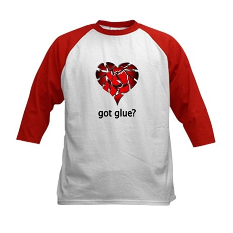 Got Glue? Kids Baseball Jersey