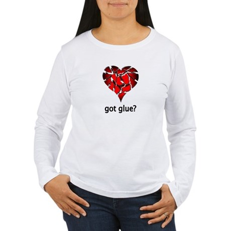Got Glue? Women's Long Sleeve T-Shirt