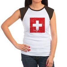Swiss Flag (Punk) Tee