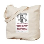War Sponsors Tote Bag