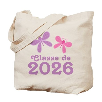 Classe de 2026 Graduation Tote Bag