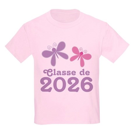 Classe de 2026 Graduation Kids Light T-Shirt