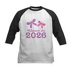 Classe de 2026 Graduation Kids Baseball Jersey