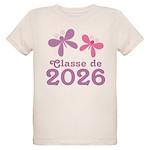 Classe de 2026 Graduation Organic Kids T-Shirt
