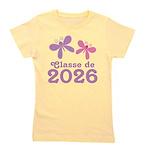 Classe de 2026 Graduation Girl's Tee