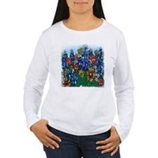 Funny Wildflowers T-Shirt