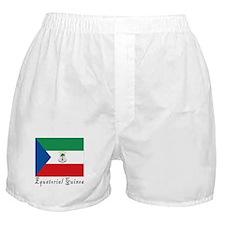 Equatorial Guinea Boxer Shorts
