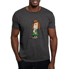 Peppermint Patty Dark T-Shirt