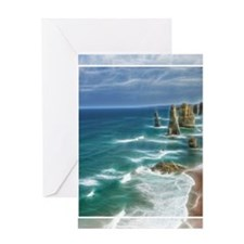 Oregon Coast Greeting Card