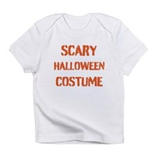 Scary Halloween Costume Infant T-Shirt